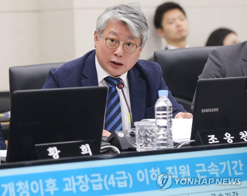"""조응천 """"尹장모 구속 납득안돼…'사법농단 수사' 감정 남았나"""""""