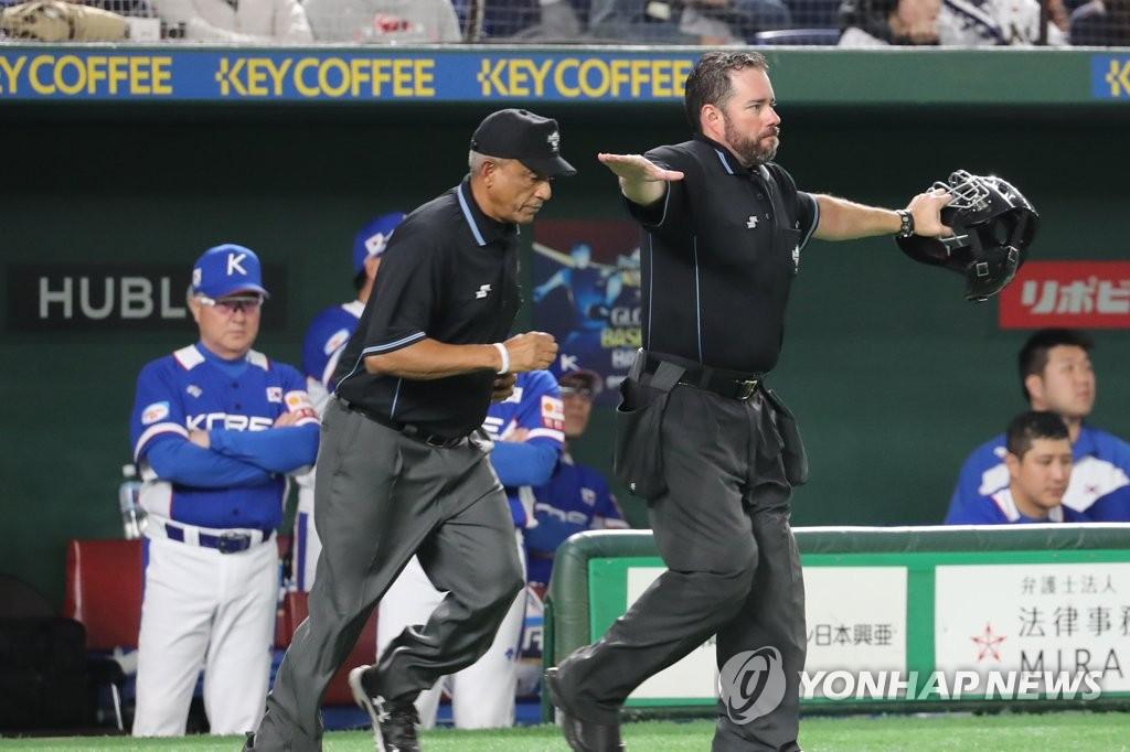 비디오 판독 도입·승부치기 유지…도쿄올림픽 야구 규칙 발표