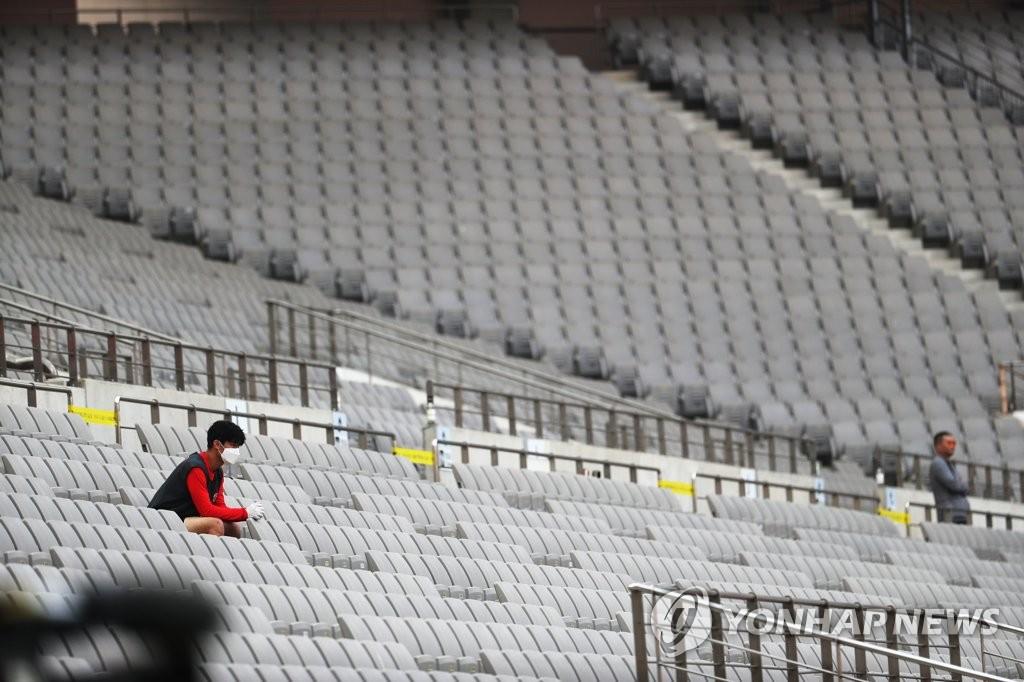 수도권 거리두기 4단계…프로축구·김학범호 평가전 '무관중'