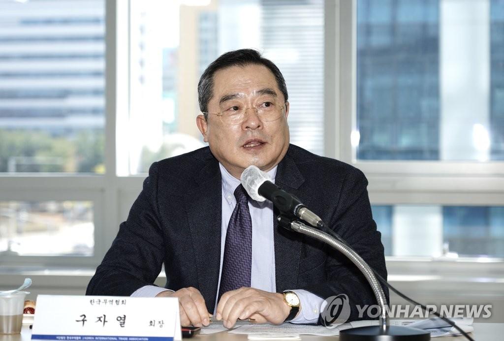 자전거 대부 구자열 회장, 도쿄올림픽 포상금 '더블로 가!'