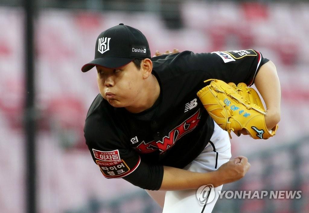 kt 소형준, 6월 MVP 선정…4경기 평균자책점 0.75