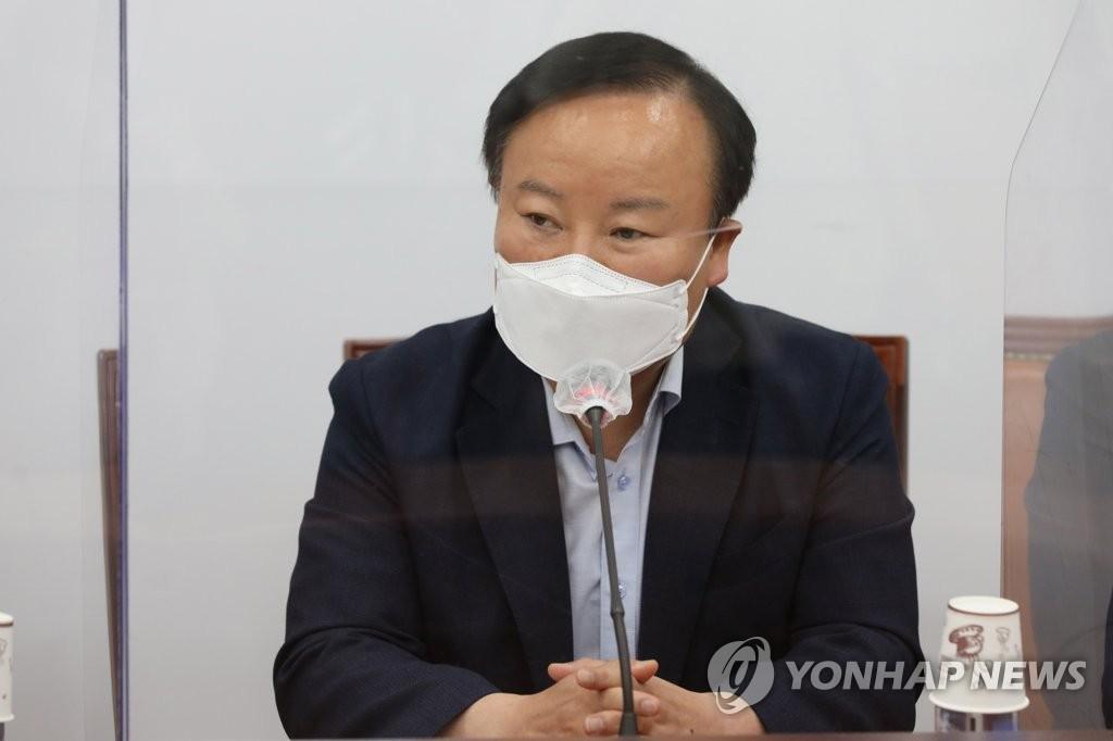 """김재원 """"與 대선후보 선거인단 신청하시라…난 추미애"""""""
