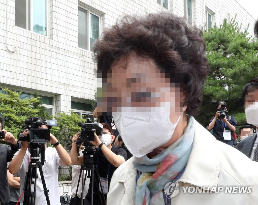 '요양급여 부정수급' 尹 장모 2심, 보건 재판부 배당