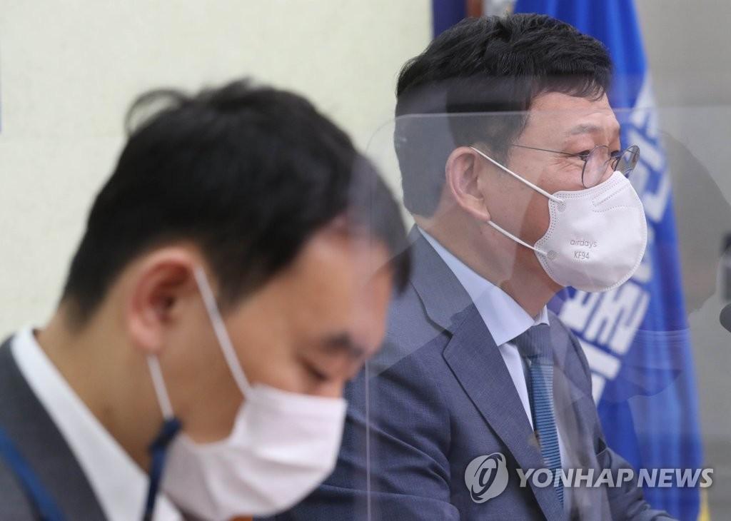 송영길 '대깨문' 발언 후폭풍…與 경선 초반 잇단 파열음