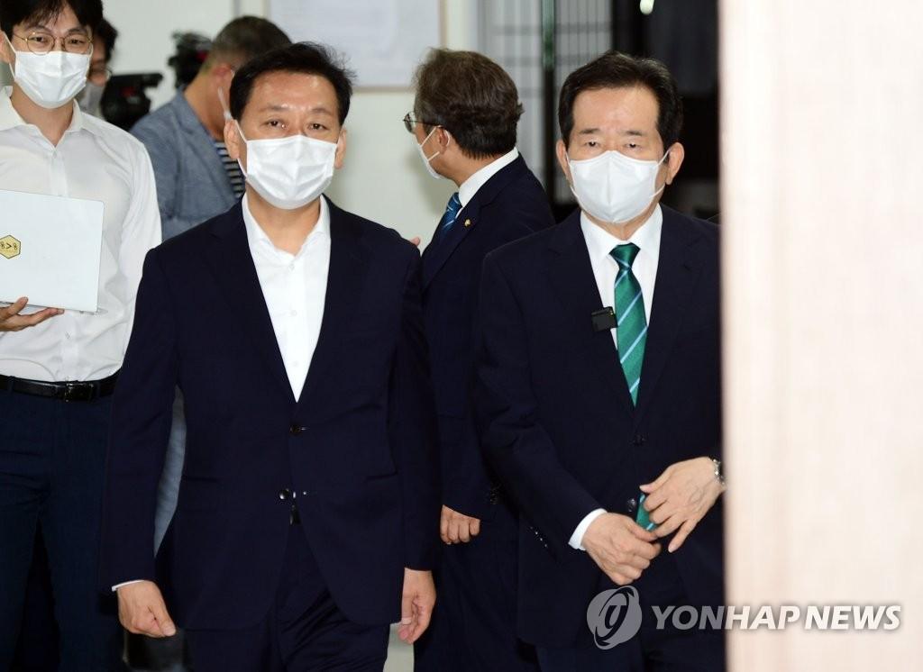 여권 첫 후보 단일화…'反이재명 연대' 세결집 신호탄(종합)