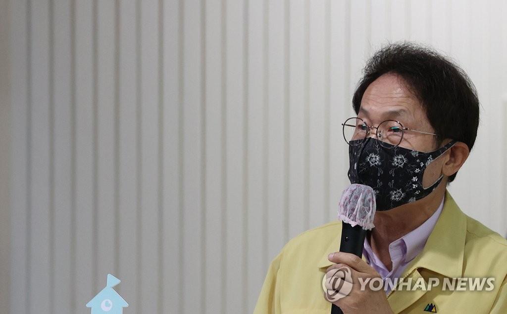 """조희연, 박원순 피해자에 """"'피해호소인' 표현 상처였다면 사과""""(종합)"""