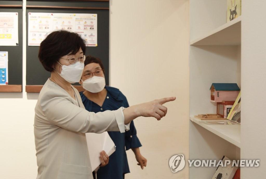 """정영애 장관, 여가부 폐지론에 """"약자 차별·폭력 해결위해 필요"""""""