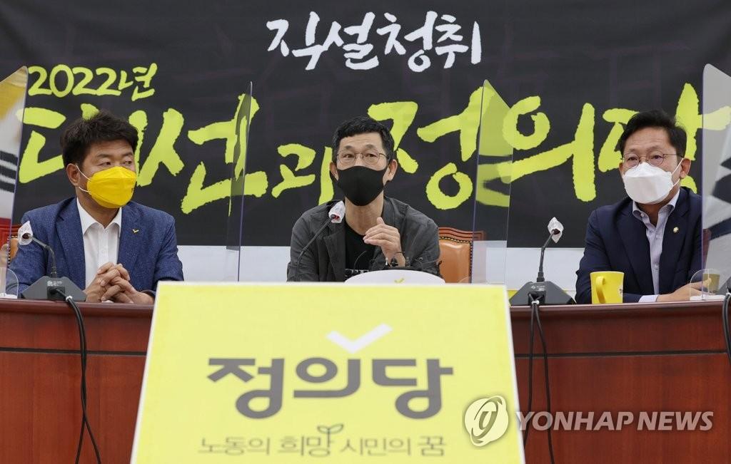 """진중권 """"민주, 盧죽음 더럽혀…당대표는 宋 아닌 김어준"""""""