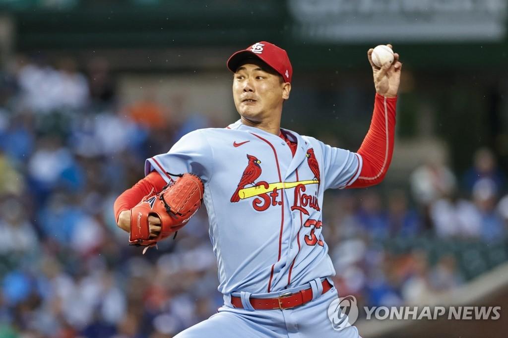 김광현·양현종 희비 교차…'오뚝이' 류현진·최지만