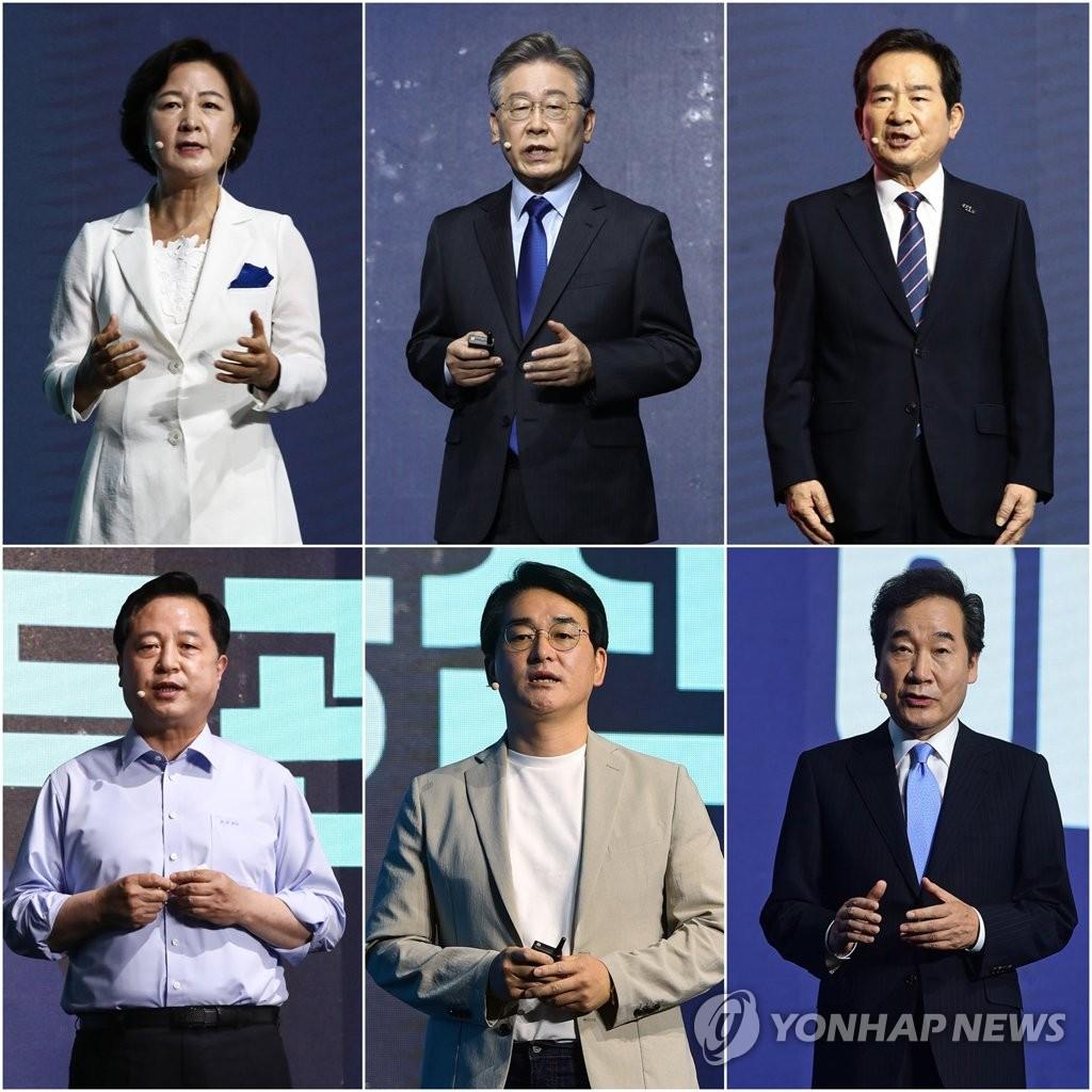 배우자도 전방위 출격…이재명-이낙연 '물밑 전쟁'