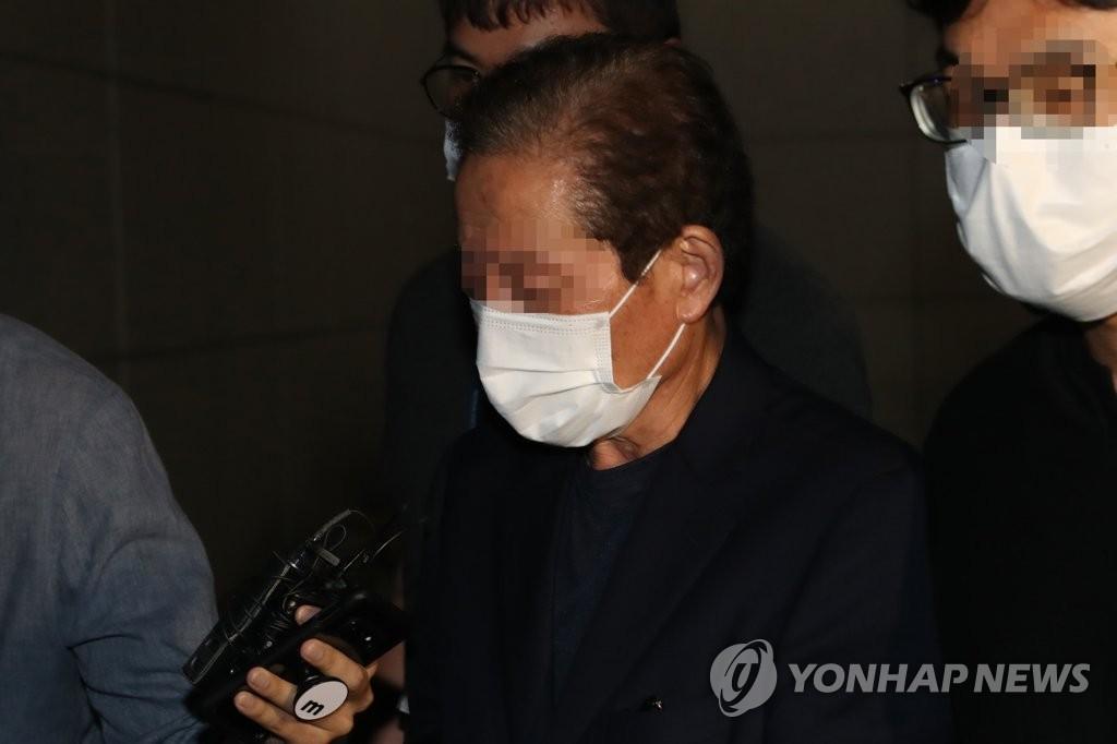 전자발찌 끊고 도주한 '함바왕' 유상봉 15일 만에 검거