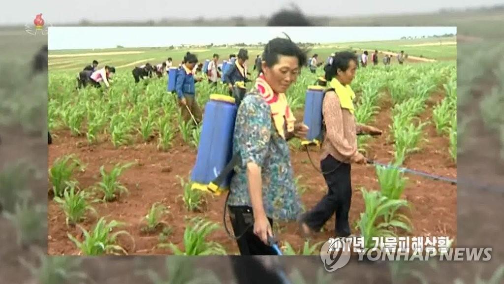 """북한 """"국가 제일 중대사는 농사…물심양면으로 농촌지원해야"""""""