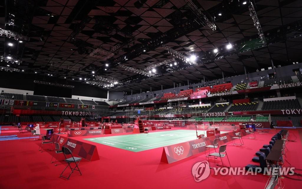 [올림픽] '박주봉호' 일본 배드민턴, 홈에서 동메달 1개 그쳐