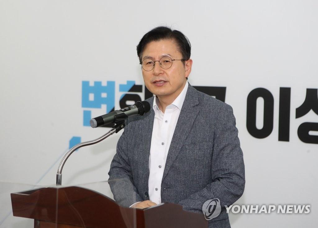황교안, 인천 부정선거 의혹 재론…특검 요구
