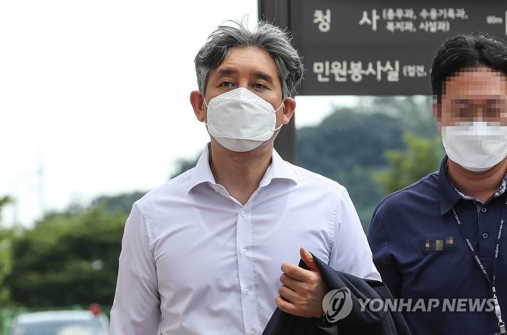 """'라임' 이종필 """"김봉현이 도주 권유…자금·차량도 지원"""""""