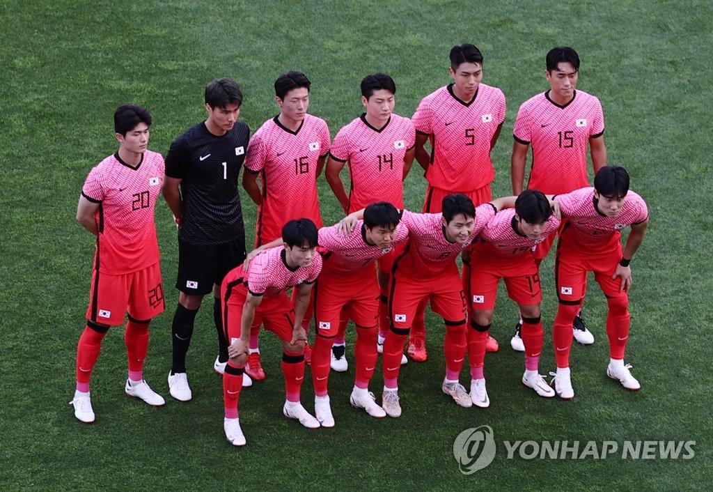 축구대표팀, 오늘 오후 온두라스 제물로 도쿄올림픽 '8강 가자'