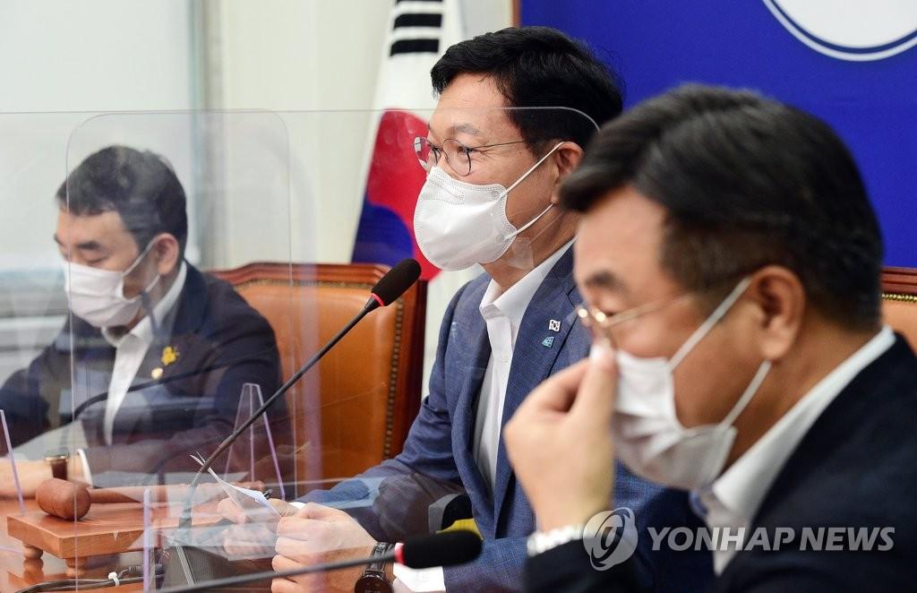 """송영길, '백제발언' 충돌에 """"지역주의 강으로 돌아가선 안돼"""""""