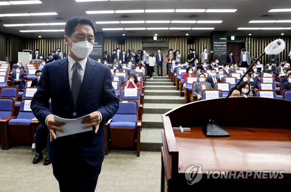 법사위원장 이관 합의, 대권 향배 고려한 윈윈의 결과물