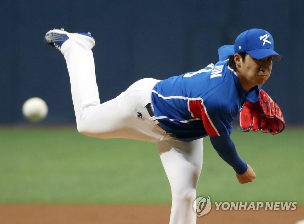 [올림픽] '베이징 키즈' 원태인, 대표팀 1선발로 올림픽 데뷔