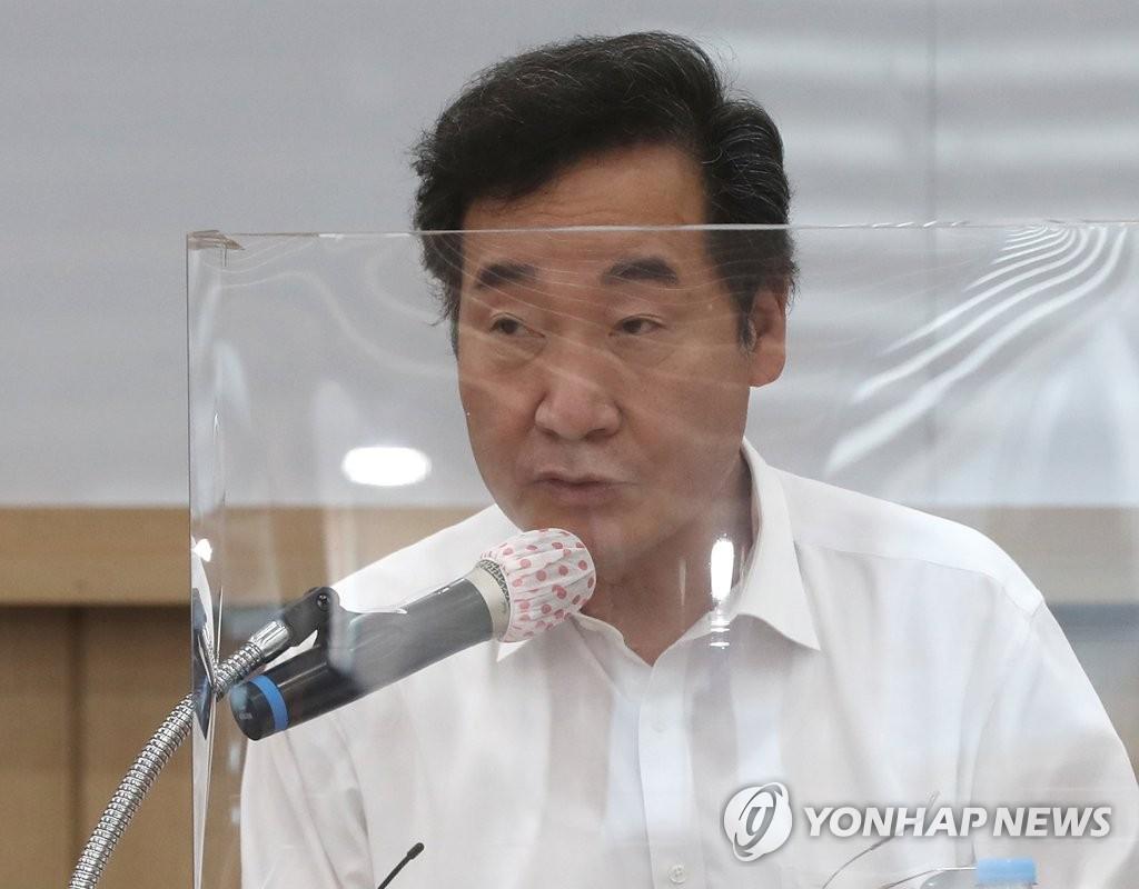 """이재명-이낙연 """"지역주의 조장"""" 서로 삿대질…막장 치닫나(종합)"""