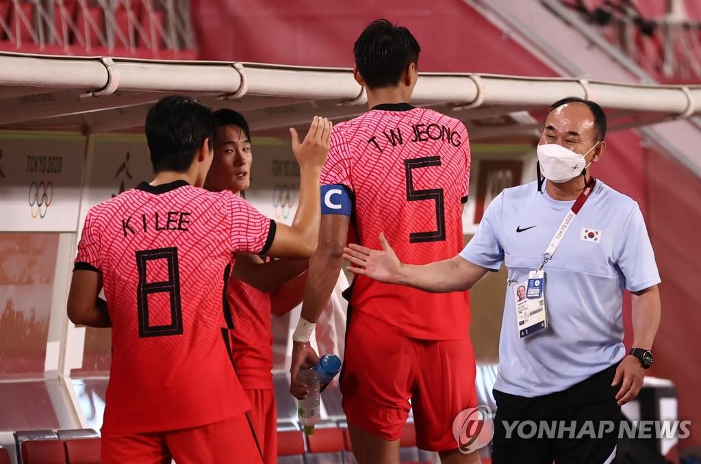 [올림픽] 스피드가 답이었다…김학범호, 기동력으로 따낸 귀중한 첫 승리