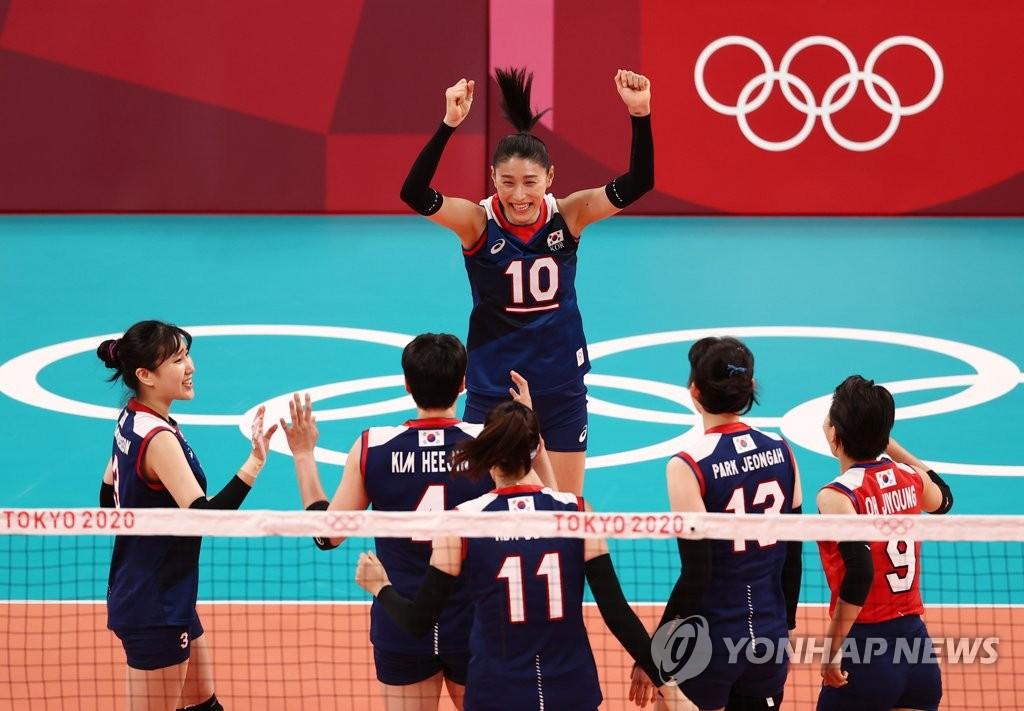[올림픽] 이제는 한일전이다…럭비·핸드볼·배구서 정면충돌