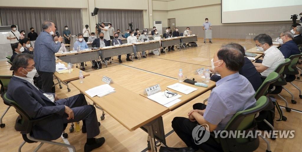 """전북도의회 """"환경부 보고 섬진강 수해 원인 조사 결과는 맹탕"""""""