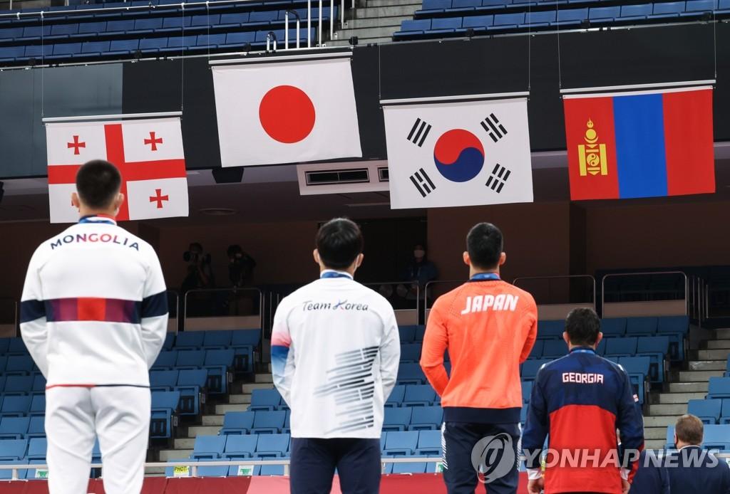 [올림픽] '일본인이었던 적 한 번도 없었다'…조국에 메달 안긴 안창림
