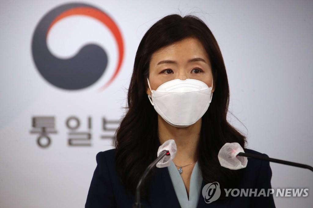 """정부 """"남북 연락선 복원 환영""""…이인영 """"이제 시작이다""""(종합3보)"""