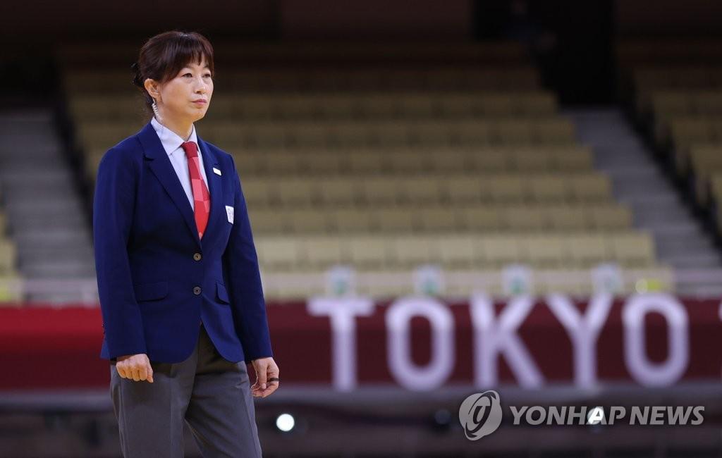 [올림픽] 유도소녀에서 판관으로…25년 만에 올림픽 복귀한 현숙희 심판