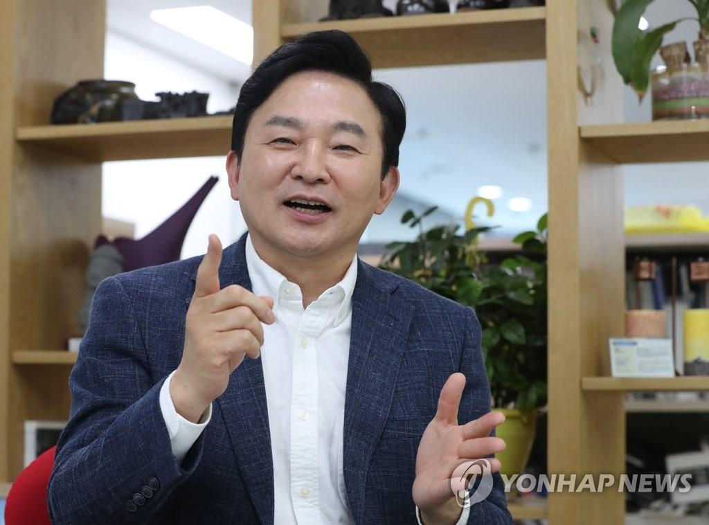 """""""집값 절반 정부 지원""""…원희룡, 오늘 부동산 공약발표"""