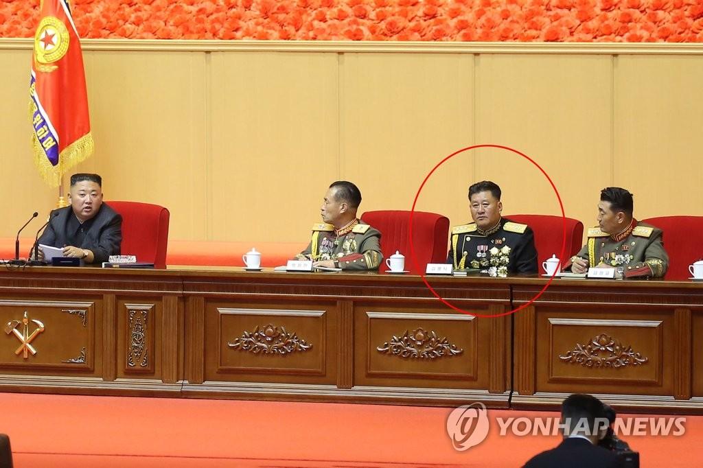 북한 해군사령관에 김명식 다시 임명한 듯…5개월만에 복귀