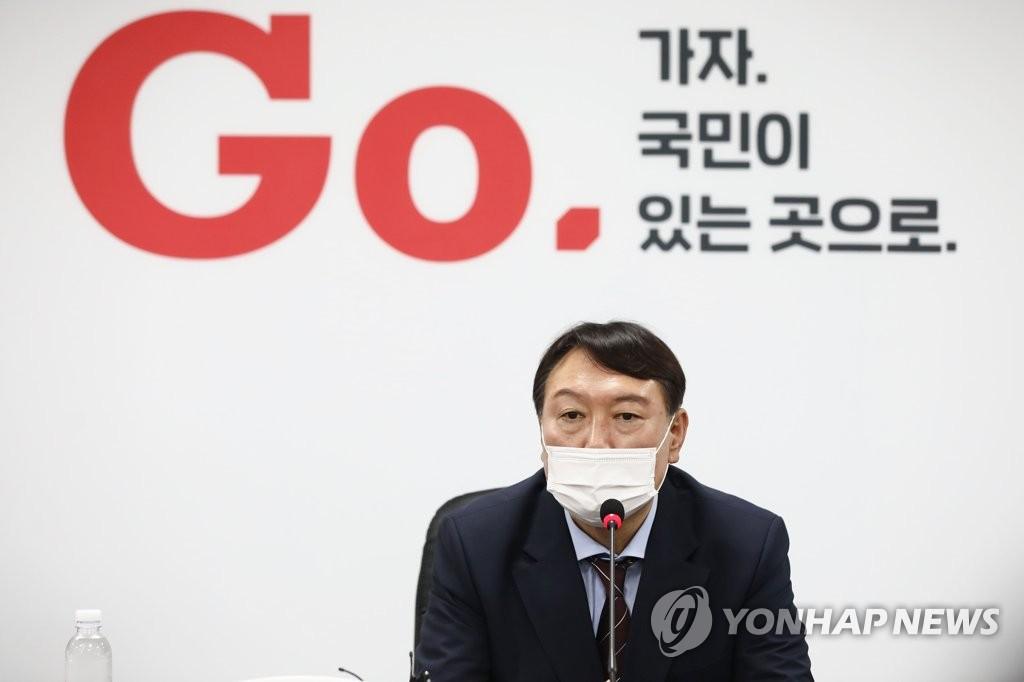 尹, 내달 2일 초선들과 대면…당내 행보 본격화(종합)