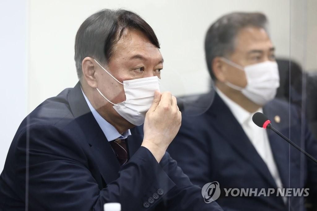 """최재형, 尹 입당에 """"보름만에 후배 생겨…진심환영"""""""