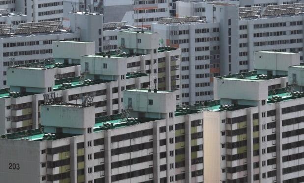 서울 노원구·도봉구 등 서울 동북권 일대 아파트 단지 모습. /연합뉴스