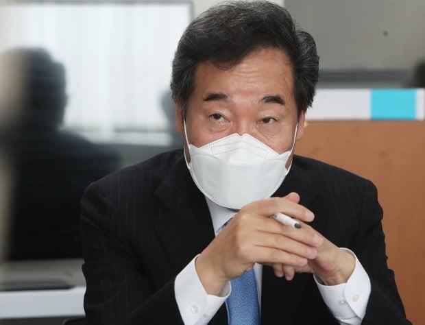 이낙연 전 민주당 대표. / 사진=연합뉴스