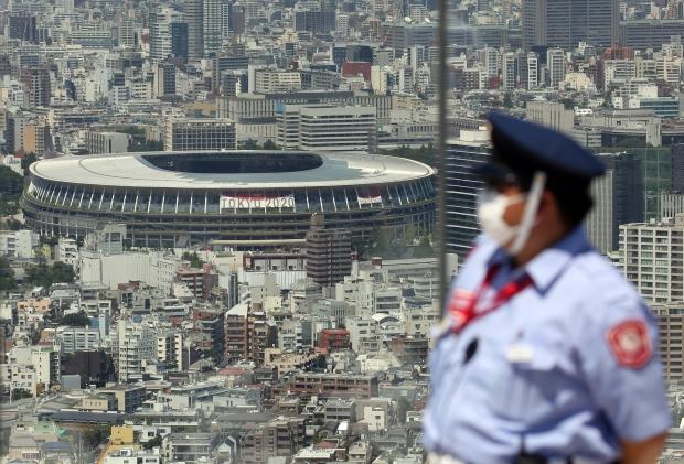 도쿄올림픽의 메인 스타디움으로 사용될 일본 국립경기장 /사진=연합뉴스