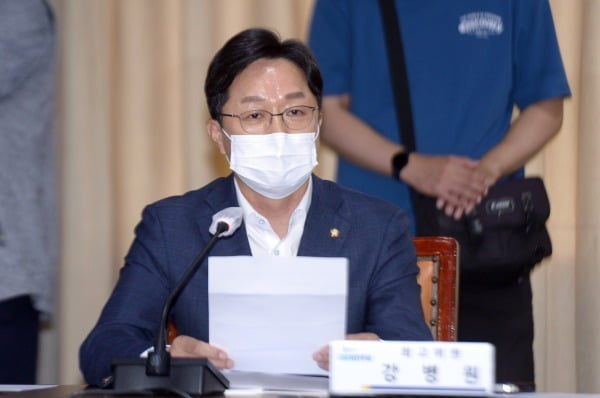 강병원 더불어민주당 최고위원. / 사진=뉴스1