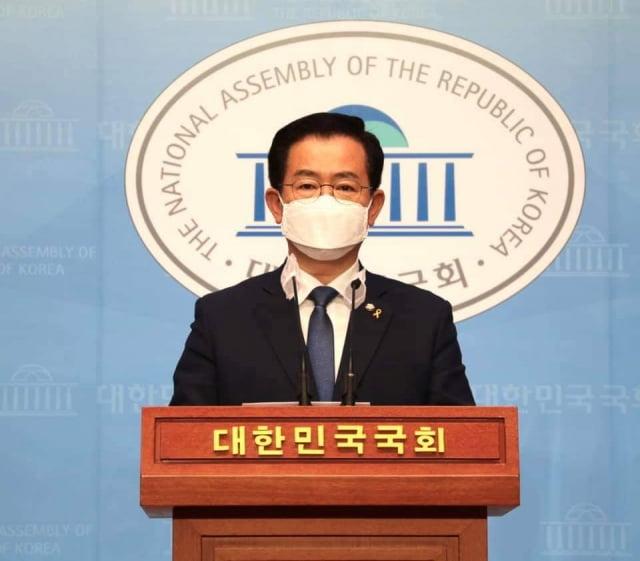 이용빈 더불어민주당 대변인 / 사진=이 대변인 페이스북 갈무리