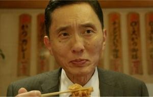 '고독한 미식가'의 주인공 고로 상이 극중 혼밥을 즐기는 모습. / 사진='고독한 미식가 시즌9' 홈페이지 화면갈무리