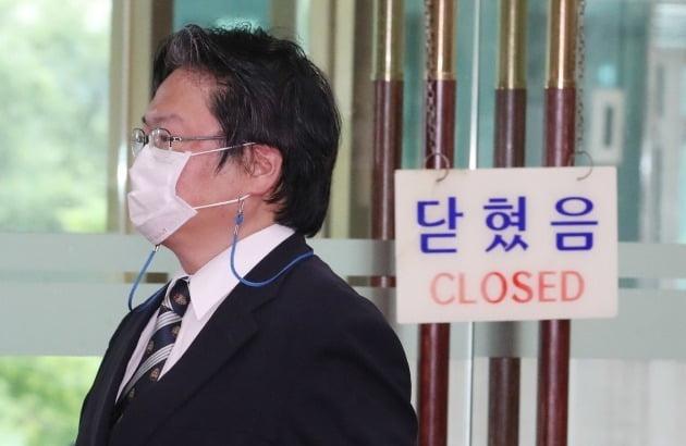 소마 히로히사 주한 일본대사관 총괄공사./ 연합뉴스