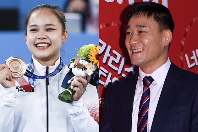 여서정, 여홍철 부녀 /사진=연합뉴스, 한경DB