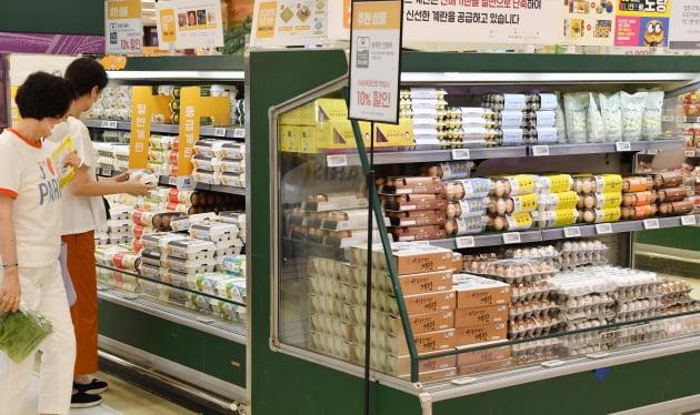 계란 57%·돼지고기 10% 뛰었는데 물가는 고작 2% 올랐다고? [강진규의 데이터너머]