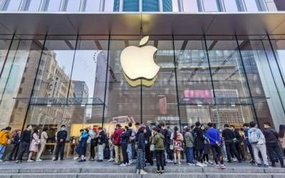 '미중 기술전쟁' 중인데…中기업에 아이폰 생산 맡긴 애플