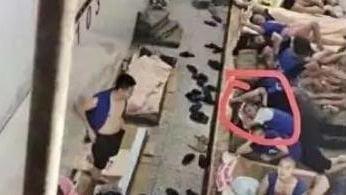 前 엑소 크리스, 中 구치소 사진 가짜?