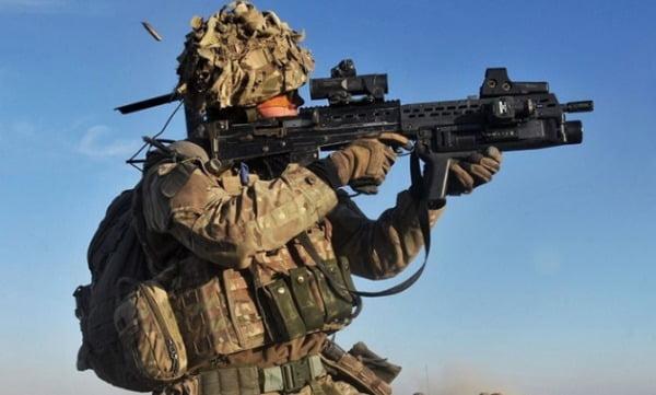 사진=영국 국방성 홈페이지