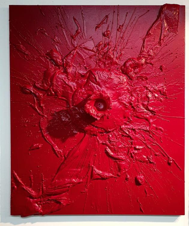 솔비, 미술계서 승승장구…작품 최고가에 팔리더니 런던 입성