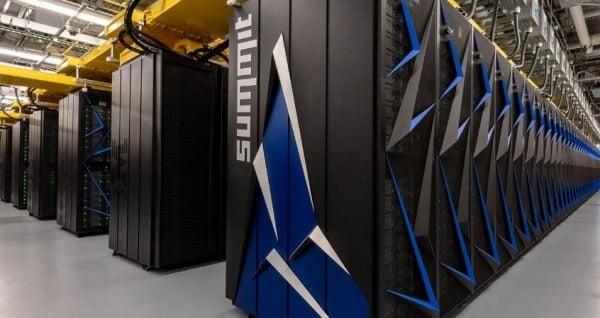 IBM 서밋 슈퍼컴퓨터