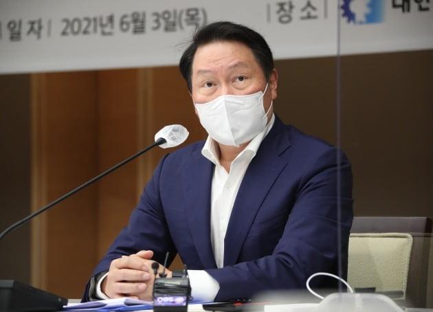 최태원 SK그룹 회장 [사진=연합뉴스]