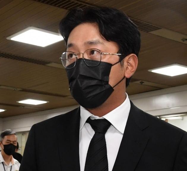 """하정우 """"뼈저리게 후회""""…프로포폴 첫 재판서 1000만원 벌금 구형 [종합]"""